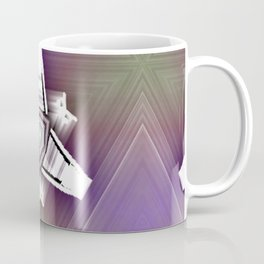 Some Other Mandala 402 Spin-off 2 Coffee Mug
