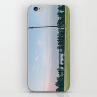 finland iPhone & iPod Skins featuring Finland by Johannes Valkama