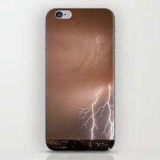 Electrified iPhone & iPod Skin