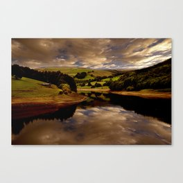 The Derwent Arm Canvas Print