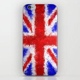 Union Jack Graffiti iPhone Skin