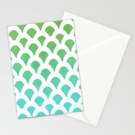 Cool Scales Stationery Cards