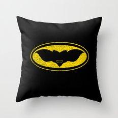 Gotham Gremlin Throw Pillow