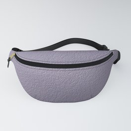 Lavender,painted wall, metallic,shine Fanny Pack