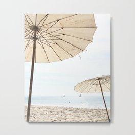 Island Paradise Metal Print