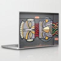 totem Laptop & iPad Skins featuring Totem by Sébastien BOUVIER