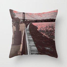 Bay Throw Pillow