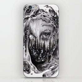 Cut Joint Sinews & Divided Reincarnation iPhone Skin