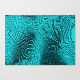 Whirlpool Waters Canvas Print