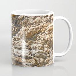 Stunning sedimentary rock texture Coffee Mug