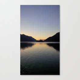 (#17) Looking down the Columbia from Viento Canvas Print
