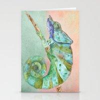 karma Stationery Cards featuring Karma by Catherine Holcombe