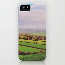 Rolling Green iPhone Case