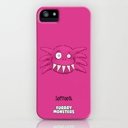 SoftTooth iPhone Case