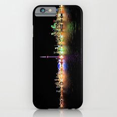 Toronto Skyline At Night From Centre Island Reflection Slim Case iPhone 6s