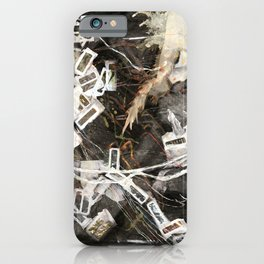 Correspondence iPhone Case