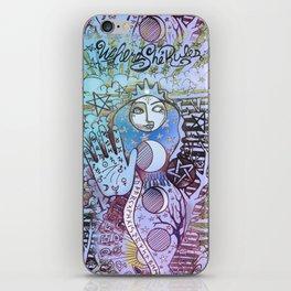 Magickal Solidarity iPhone Skin