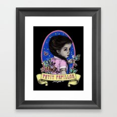 Ma Petite (color) Framed Art Print