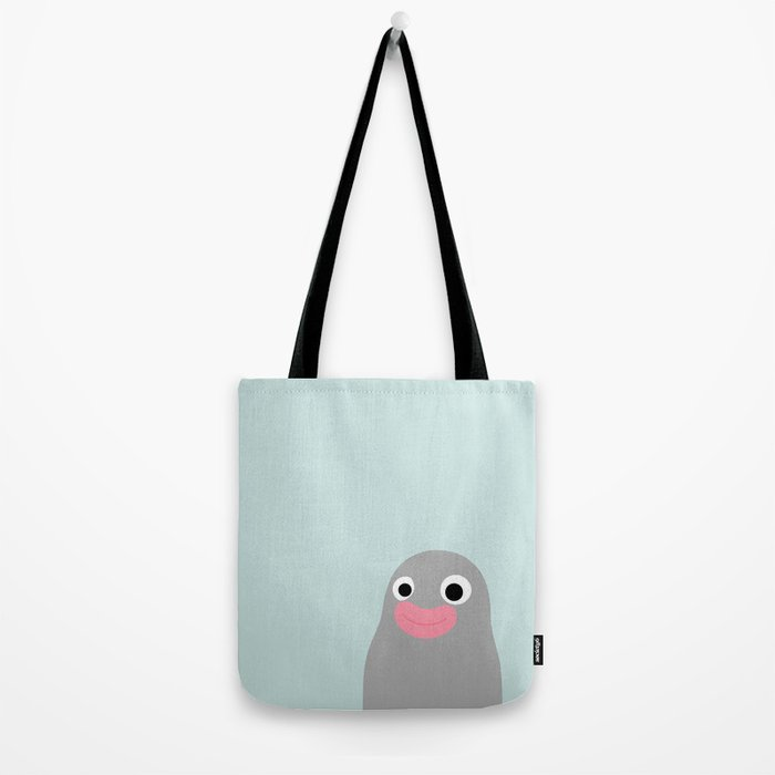 Happy Lars Minimal Tote Bag