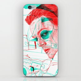 Inception Leonardo DiCaprio - Movie Inspired Art iPhone Skin