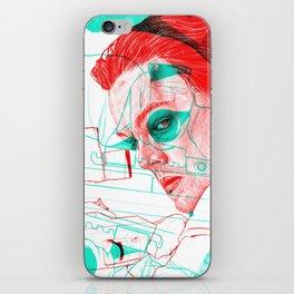 Inception Leonardo DiCaprio - Movie Inspired Art iPhone Skin