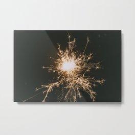 Spark, I Metal Print