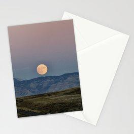 Colorado Supermoon Stationery Cards