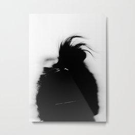 "P15017 ""knot"" Metal Print"