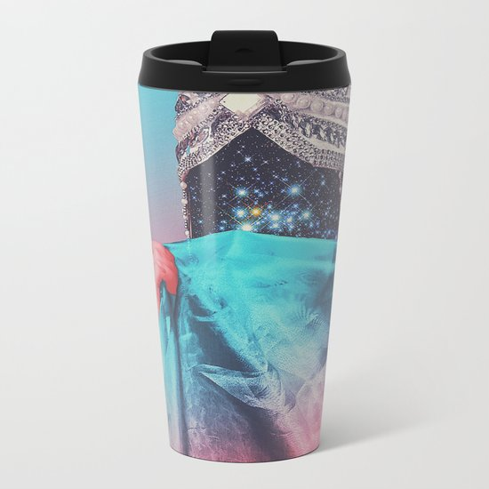 Star Princess Metal Travel Mug
