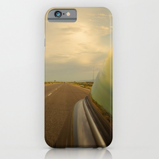 The Road Traveled iPhone & iPod Case