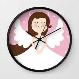 Little Angel Wall Clock