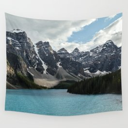 Mountain Adventure Wall Tapestry
