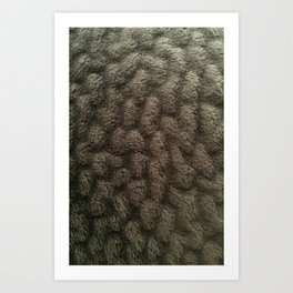 Couch Art Print