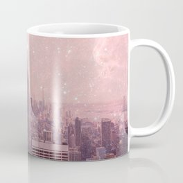 Stardust Covering New York Coffee Mug