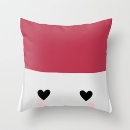 Happy Pill! Throw Pillow