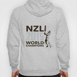 New Zealand NZ Cricket 2015 World Champions Hoody