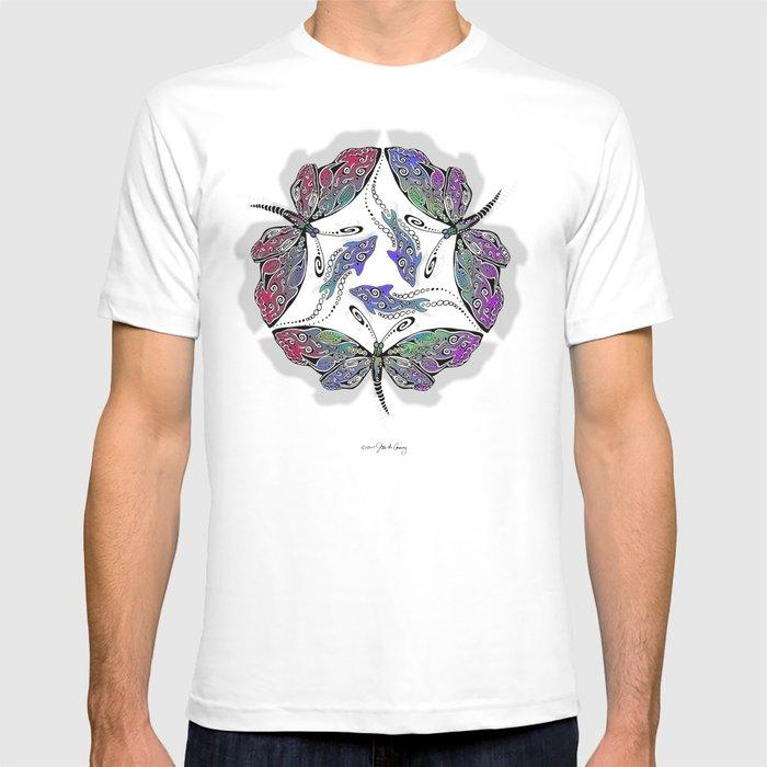 BUTTERDOLPHINS T-shirt
