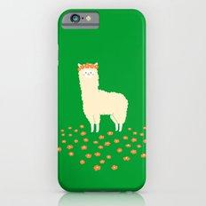 Spring and Alpaca Slim Case iPhone 6s