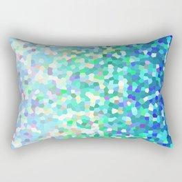 Mosaic Sparkley Texture G149 Rectangular Pillow