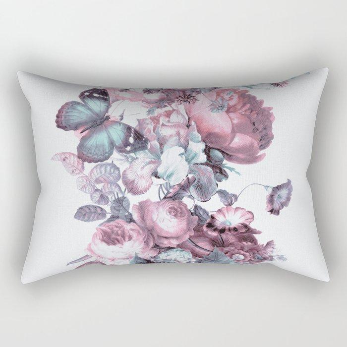 flowers / 25 Rectangular Pillow