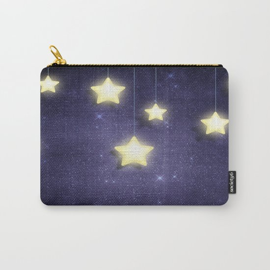 Moon & Stars 02 Carry-All Pouch