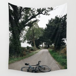 cycling wild Wall Tapestry