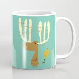 A moose ing Coffee Mug