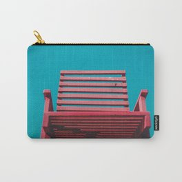 Red Chair in the Sky Carry-All Pouch