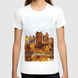 Bengaluru Karnataka Skyline T-shirt