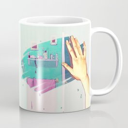 Dissociation Coffee Mug