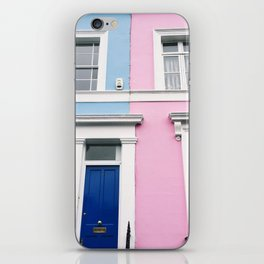 Notting Hill iPhone Skin