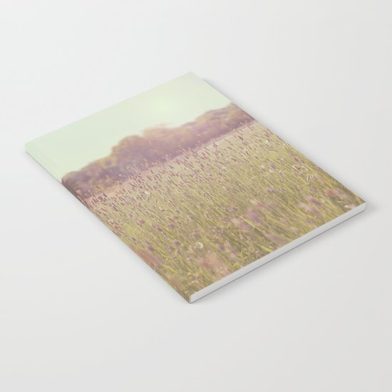 Tall Grass Notebook