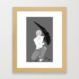 IKAROS Framed Art Print