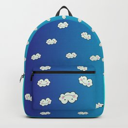 Crazy Clouds! Backpack